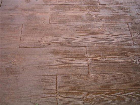 Instaladores con experiencia pavimentos de hormig n for Pavimento imitacion madera