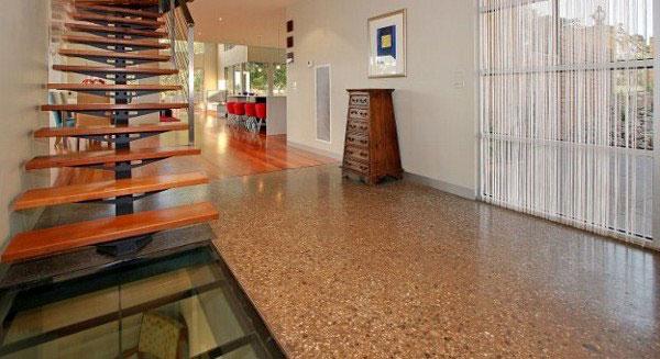 Instaladores de pavimentos de terrazo continuo en for Pavimentos barcelona